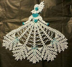 Crochet Crinoline Lady Doily - Ms Frost