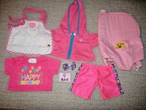 Build A Bear Clothes  Clothes Outfit Lot