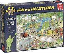Jumbo 19074 Jan Van Haasteren-The Film Set 1000 Piece Jigsaw Puzzle