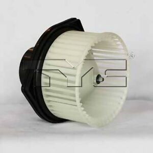 For Chevy Colorado 04-12 SSR 03-06 GMC Canyon 04-12 Front HVAC Blower Motor TYC