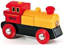 Brio TWO-WAY BATTERY POWERED ENGINE Child Nursery Toy Railway Train Gift BN