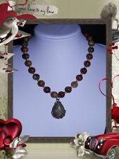 Gemstone Beauty Costume Necklaces & Pendants