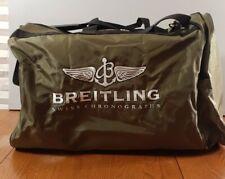 """BREITLING  DUFFLE BAG  """" CONNIE BAG"""" W/ STRAP"""