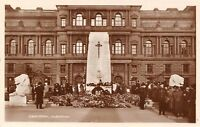 POSTCARD  SCOTLAND    GLASGOW    The  Cenotaph      RP
