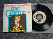 Eric Clapton - Knocking on heaven's door 7'' Single GERMANY