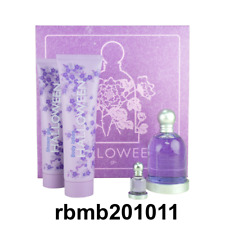 Halloween Jesus Del Pozo Perfume Women 4pc Gift Set 3.4 oz Eau De Toilette Spray