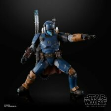 6 Inch Heavy Infantry Mandalorian Disney+ Figure Star Wars Black Series ...LOOSE