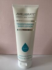 AMELIORATE Transforming Body Lotion 200ml Dermatologist Approved