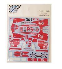 DECALS F'ARTEFICE FL-0035 1/18 HONDA RA106 DAVIDSON TURKISH GP 2006