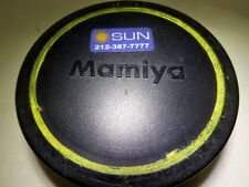 Mamiya RZ67 Pro SD Camera Cap vintage RZ 67 6X7 EOM - Free Shipping Worldwide