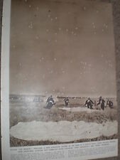 Photo article Russia Soviet army paratroopers air infantry training 1936 ref AZ
