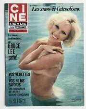 ►CINE REVUE 7/1975  - HANAK - BRUCE LEE - STACY - JO GAILLARD - SHEILA - B.ALANE