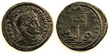 Imperio Romano-Constantino I. Follis  (319-320 d.C. Ticinum (Pavia) Cobre 2,6 g.