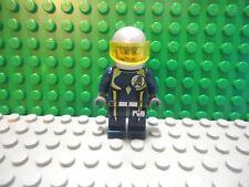 Lego mini figure Agent Fuse 8630
