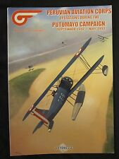 Peruvian Aviation Corps operations during the Putumayo Campaign - Color Profiles
