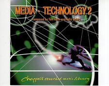 CD CHAPPEL RECORD MUSIC LIBARYmedia technology 2TOM KANE & BALDRY EX+  (R1705)