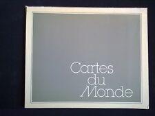 Pochette Cartes du Monde/ Van den Bossche