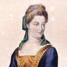 Deshoulières Antoinette Lafon de Boisguérin Poèsie Académicienne Ricovrati Arles