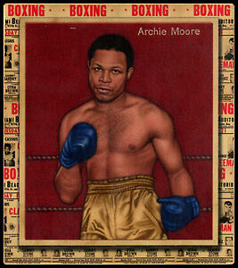 All Our Heroes #92 Archie MOORE Boxing HOF