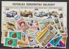A7724: Malagasy Republic Mint Stamp Lot; Cv $135