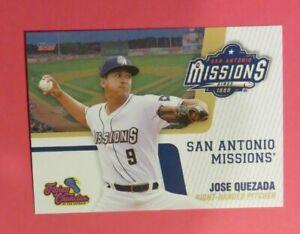 2021 Choice, San Antonio Missions - JOSE QUEZADA - Mexico