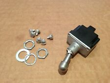 HONEYWELL  2TL1-3D Toggle Switch TL Series, DPST, On-On  MS24659-23D