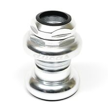"DUCAS 1"" alloy threaded headset sealed bearings Fixed Gear Vintage Track, SILVER"