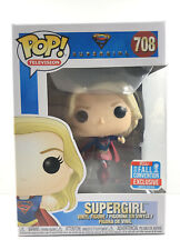 Funko Pop Supergirl 2018 NYCC Fall Convention Exclusive
