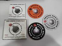 BREAK BEAT BOOM RECORDS THE COMPILATION VOL 1 - 3 X CD FAT BOX DJ NITRO 2001
