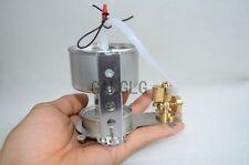 M22 Mini Steam Engine Molde Boiler combination Live Steam