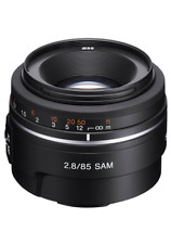 Sony 85mm f2.8 SAM A Mount Lens