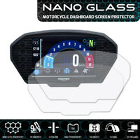 Triumph TIGER 800 / 1200 (2018+) NANO GLASS Dashboard Screen Protector x 2