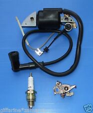 Rupteur condensateur bobine d'allumage Honda F300 F400 F500 F600 FR500 motoculteur