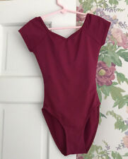 Ballet Rosa Fushia Colored Leotard- Womens- Great Cond! (size Tag Missing)