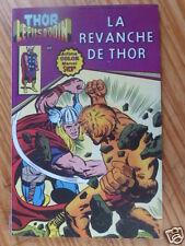 """BD THOR """" LA REVANCHE DE THOR """" AREDIT 1979, TRES BON ETAT"""