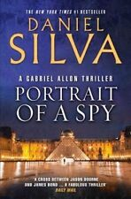 Portrait of a Spy By Daniel Silva Paperback Free Shipping