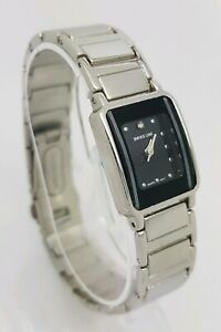 Swiss Line Ladies 'Magnificent Style' Stainless Steel Bracelet Watch A2