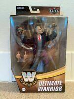 WWE Elite Legends Series 8 Ultimate Warrior Target Exclusive IN HAND NEW