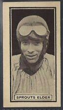 THOMSON (DC)-1930 SPEEDWAY STARS-#01- ROVER - BELLE VUE MANCHESTER SPROUTS ELDER
