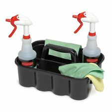 Sturdy Versatile Supplies Organizer Tote Carry Cleaning Caddy Tools Heavy Duty