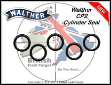5 x Premium Cylinder Seals Fits Walther CP2 New