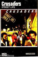 CAS - CRUSADERS - STREET LIFE (JAZZ FUNK, SOUL) PRECINTADO*FACTORY SEALED LISTEN