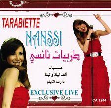 Musica araba-Nancy Ajram-tarabiette