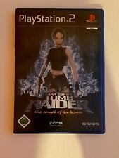 Ps2 Lara Croft Tomb Raider The Angel of Darkness