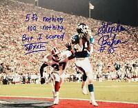 Stephen Baker Autographed Signed 8x10 Photo ( Giants ) REPRINT