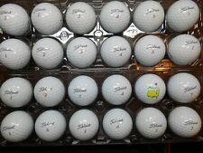 24 Titleist 2017/2018 Pro V1X Mint Aaaaa Used Golf Balls