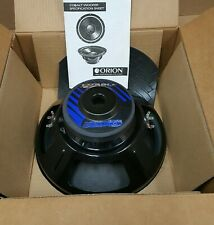 "Orion CO12DVC 12"" Dual 4 Ohm Voice Coil Subwoofer * Brand New in OEM Package"