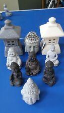 New listing Pagoda Temple Asian Zen Garden Statue Spiritual Figurines