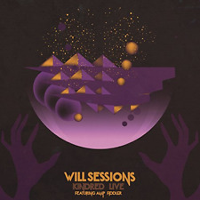 WILL SESSIONS-KINDRED LIVE-IMPORT DIGIPAK CD WITH JAPAN OBI F30
