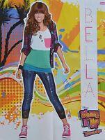 BELLA THORNE - A2 Poster (XL - 42 x 55 cm) - Shake it Up Clippings Sammlung NEU